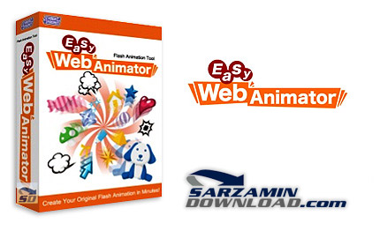 دانلود نرم افزار طراحی بنر و تبلیغات متحرک برای سایت - Easy Web ...Easy Web Animator نرم افزاری بسیار ساده اما در عین حال کارآمد برای ساخت بنر های تبلیغاتی است. این نرم افزار همانطور که از نامش هم پیداست ابزاری برای طراحی ...