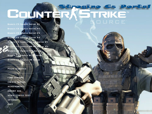 دانلود بازی Counter Strike Source 1.0.0.71 Strogino Edition