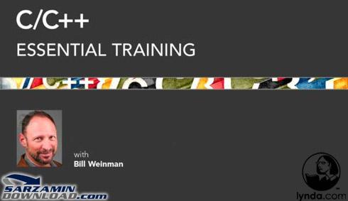 دانلود آموزش برنامه نویسی به زبان C و ++C به صورت فیلم - C And C++ Training