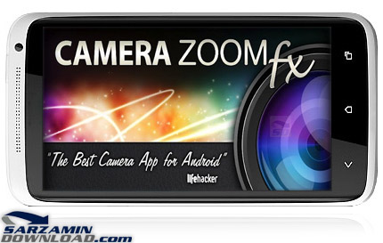دانلود نرم افزار دوربین عکاسی حرفه ای موبایل (اندروید) - Camera ...آیا از امکانات معمولی دوربین موبایل خود خسته شده اید؟ یا به دنبال افکت ها و  امکانات حرفه ای تر برای دوربین موبایل خود هستید؟ نرم افزار Camera Zoom FX  را ...