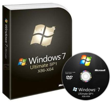 ویندوز 7 نسخه 2013 - Windows 7 Ultimate SP1 2013, 32-64 Bit