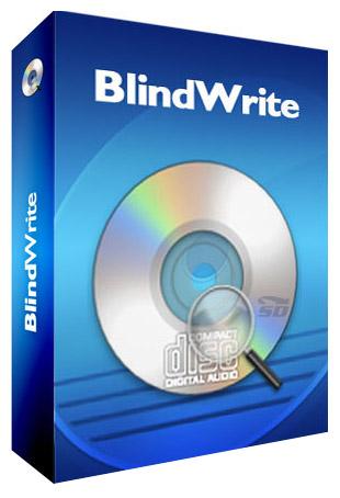 نرم افزار کپی برداری از CD و DVD های غیر قابل کپی - Blindwrite Suite 7