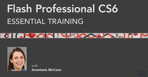 دانلود آموزش کامل ۶Flash Professional CS