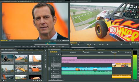 نرم افزار حرفه ای تدوین فیلم - Adobe Premiere Pro CS6 64Bit