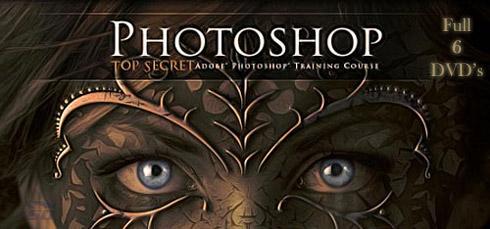 دانلود فیلم های آموزشی رازهای فتوشاپ - Photoshop Top Secret