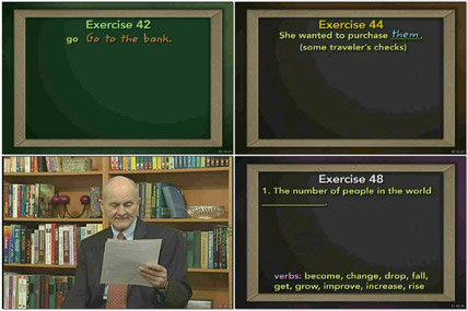 video aided instruction english grammar series free download