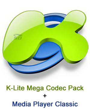 - K lite codec media player classic ...