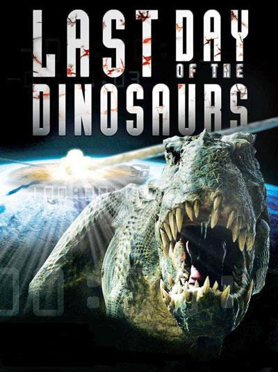 فیلم مستند آخرین روز دایناسور ها