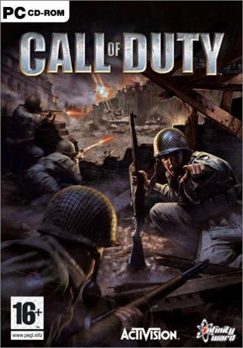 نسخه اول بازی ندای وظیفه، برای کامپیوتر - Call Of Duty 1 for PC