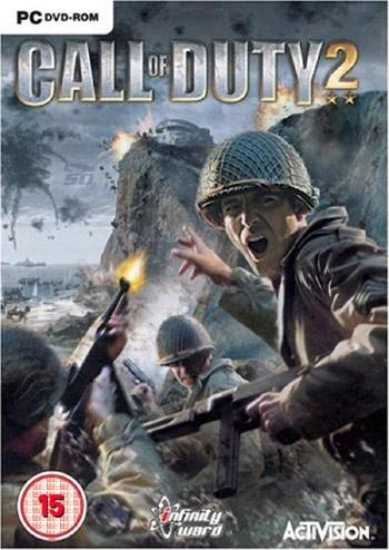 نسخه دوم بازی ندای وظیفه، برای کامپیوتر - Call Of Duty 2 for PC