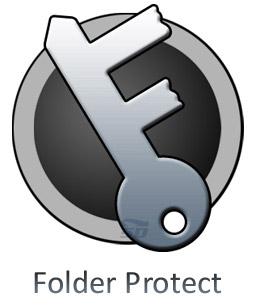 نرم افزار قفل گذاری روی فولدر - Folder Protect 1.9
