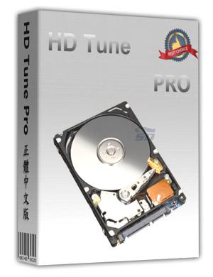 نرم افزار بهینه سازی و تست هارد دیسک - HD Tune Pro 5.5