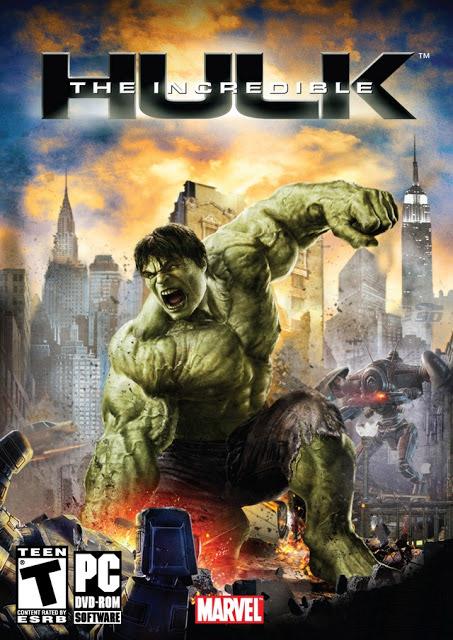 بازی هالک، مخصوص کامپیوتر - Hulk PC Game