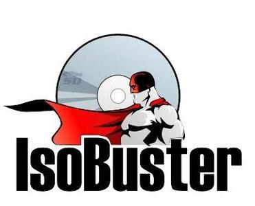 نرم افزار کپی دیسک های خش دار - IsoBuster Pro 3.3