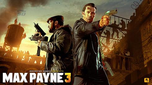 بازی مکس پین 3 برای کامپیوتر - Max Payne 3 PC