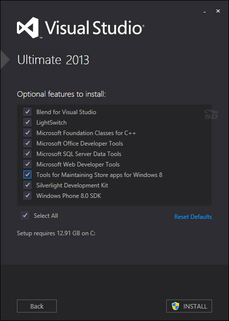 How to Download and Install Visual Studio 2013 Express on