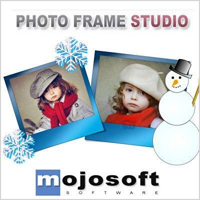 نرم افزار قرار دادن عکس درون قاب های زیبا - Mojosoft Photo Frame Studio 2.9