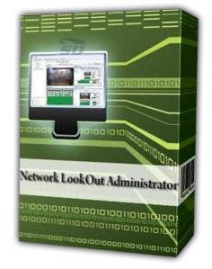 نرم افزار نظارت و کنترل سایر کامپیوترها در شبکه - Network LookOut Administrator Pro 3.8