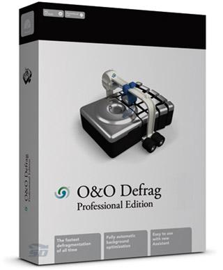 نرم افزار مرتب سازی هارد دیسک - O&O Defrag Professional 17
