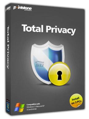 نرم افزار پاک سازی فعالیت های کاربر در ویندوز - Pointstone Total Privacy 6.3