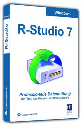 R Studio a دانلود نرم افزار بازیابی اطلاعات  Studio 7