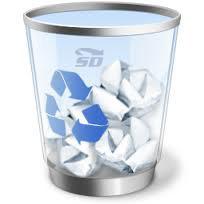 Recyclebin  قراردادن آیکون سطل آشغال در Task bar ویندوز