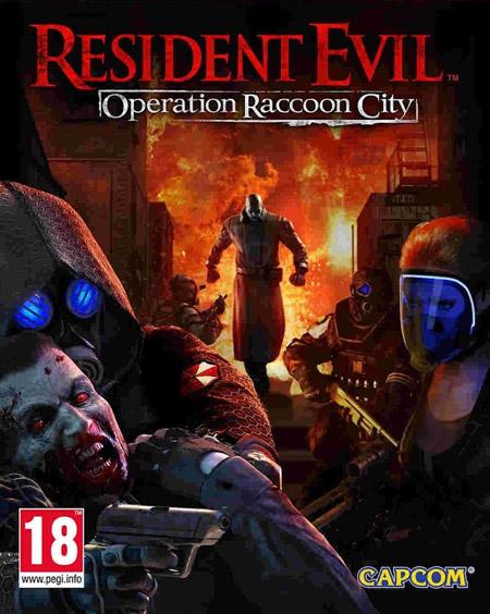 بازی رزیدنت اویل، عملیات شهر راکون - Resident Evil Operation Raccoon City