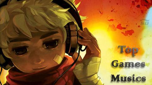 گلچین بهترین آهنگ های بازی های کامپیوتری - Top Games Musics