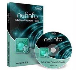 نرم افزار حرفه ای نظارت بر شبکه - Tsarfin NetInfo 8.3