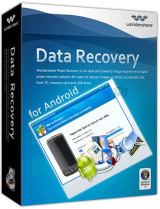 نرم افزار بازیابی اطلاعات موبایل اندروید - Wondershare Data Recovery for Android