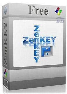 نرم افزار ساخت میانبر برای دسترسی سریع در ویندوز - ZenKEY 2.4