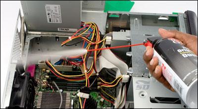 آموزش کامل تمیز کردن کامپیوتر