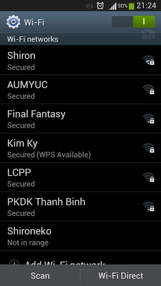 WiFi Proxy آموزش تنظیم پروکسی در گوشی های اندروید
