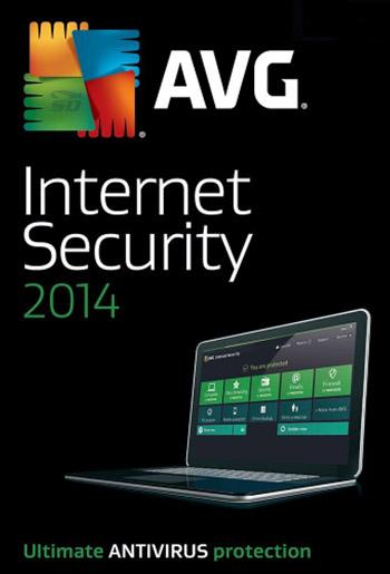 نرم افزار امنیتی AVG نسخه جدید - AVG Internet Security 2014 v14