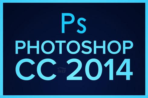 فتوشاپ CC آپدیت 2014 با امکان تایپ مستقیم فارسی - Adobe Photoshop CC 2014