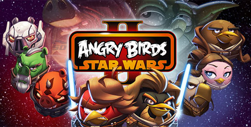 نسخه دوم بازی پرندگان خشمگین، جنگ ستارگان، برای کامپیوتر - Angry