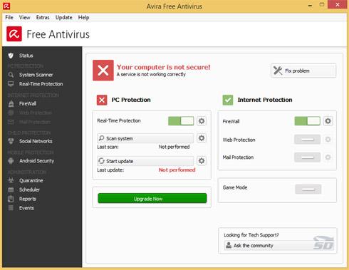 Avira.AntiVirus.Free 2014 v14 b آنتی ویروس جدید avira