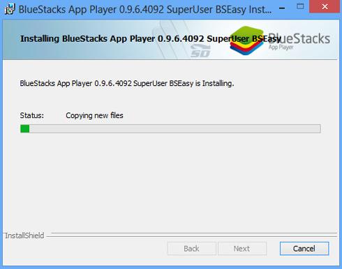ورژن  جدید نرم افزار اجرای برنامه های اندروید در رایانه - BlueStacks App Player 0.9.6.4092