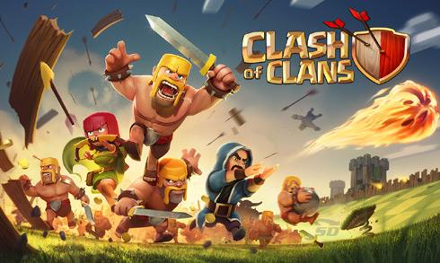 نسخه جدید بازی کلش آف کلنز برای اندروید - Clash of Clans 6.407.8 Android