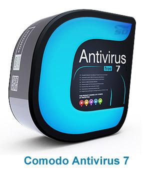 آنتی ویروس رایگان کومودو، نگارش هفتم - Comodo Antivirus 7