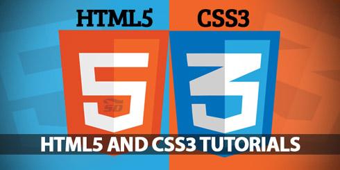 آموزش پیشرفته HTML5 و CSS3 به صورت فیلم - HTML5 and CSS3 Advanced Tutorials
