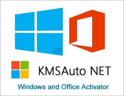 فعال ساز تمام نسخه های ویندوز و آفیس - KMSAuto Net - Windows and Office Activator