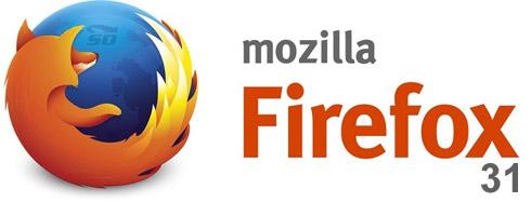 نسخه جدید مرورگر فایرفاکس - Mozilla Firefox 31