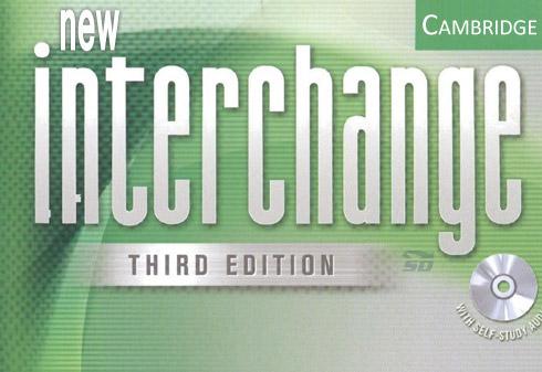 دانلود بسته کامل آموزش زبان انگلیسی New Interchange Complete