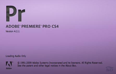 آخرین نسخه 32 بیتی از نرم افزار ویرایش فیلم پریمیر - Premiere Pro CS4 32Bit Portable