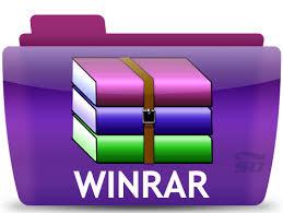 نرم افزار فشرده سازی وینرر - WinRAR 5.1