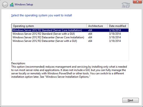 Windows server 2016 datacenter 64 bit