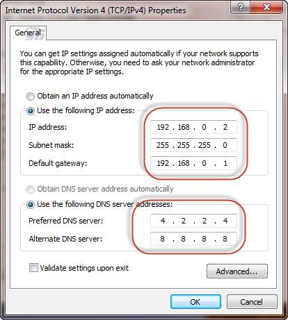 آموزش شبکه LAN