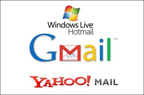 آموزش ارسال ایمیل