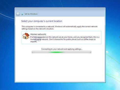 آموزش نصب ویندوز 7